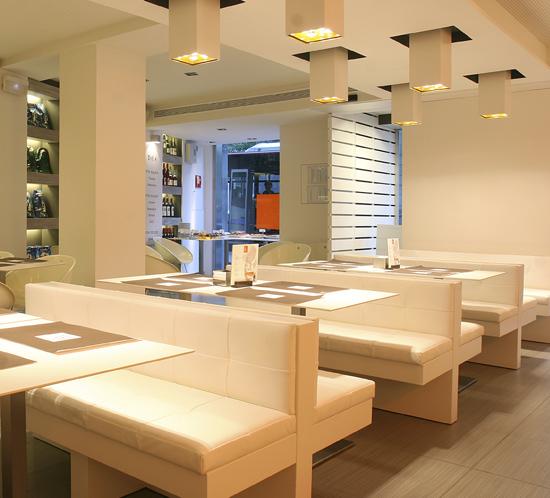 Arquitectura para restaurantes